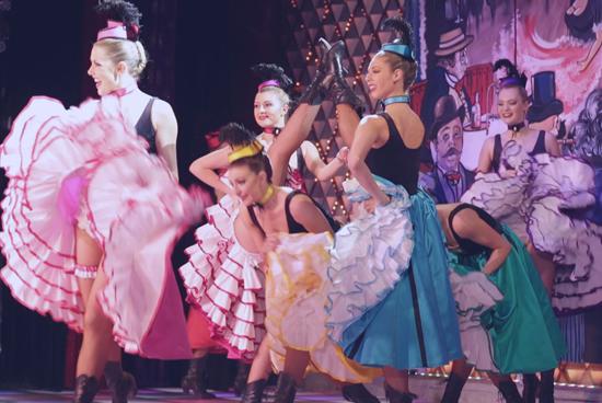 La Nouvelle Elle, cabaret París