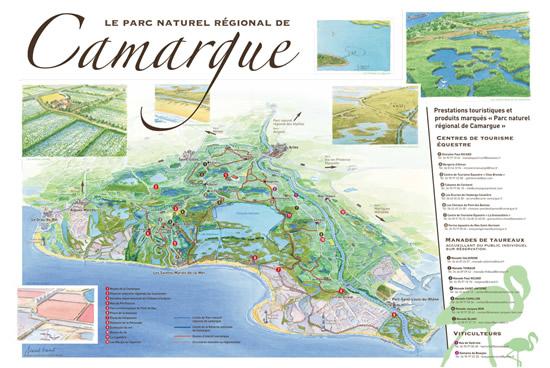 La Camarga, Parque Natural