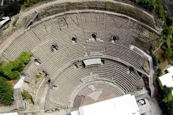 Vienne Teatro Antiguo