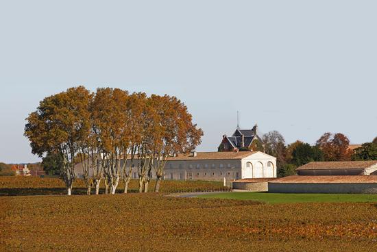 Castillo de Lafite-Rothschild, Pauillac
