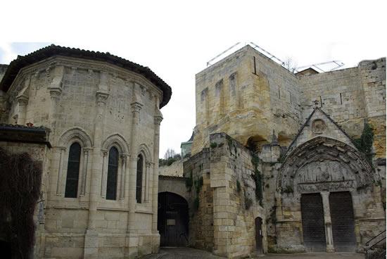 Saint Emilion, iglesia monolítica