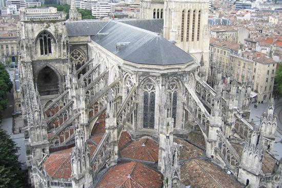Burdeos, catedral