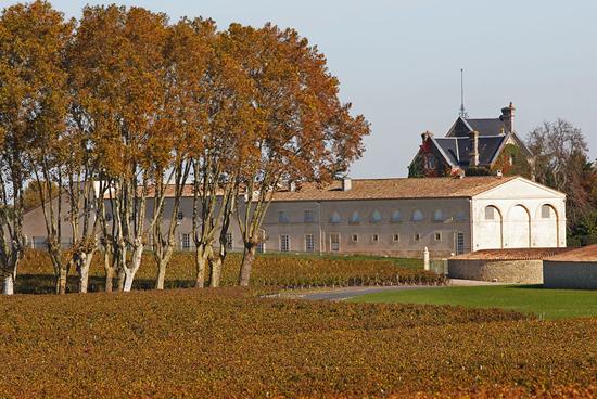 Castillo de Mouton Rothschild, Pauillac