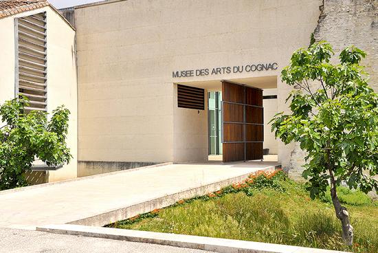 Cognac, Museo de las Artes du Cognac
