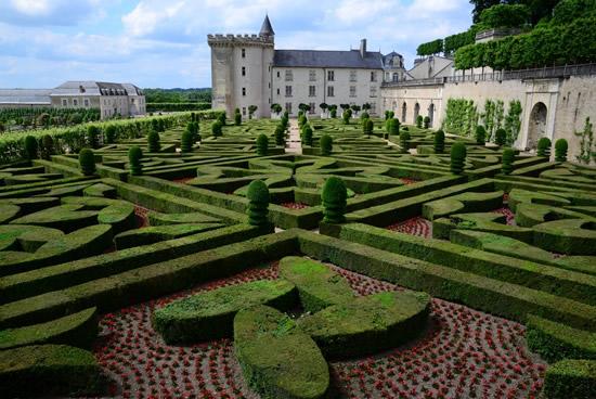 Castillo de Villandry (Loira)