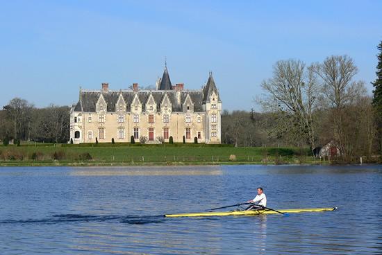 Río Erdre, Francia