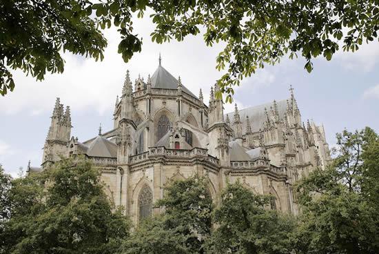Catedral de San Pedro y San Pablo, Nantes