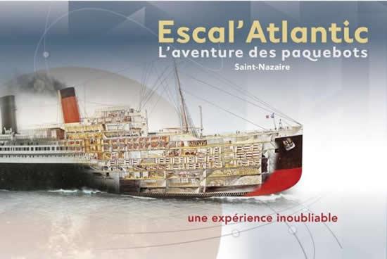 l'Escal'Atlantic, St. Nazaire