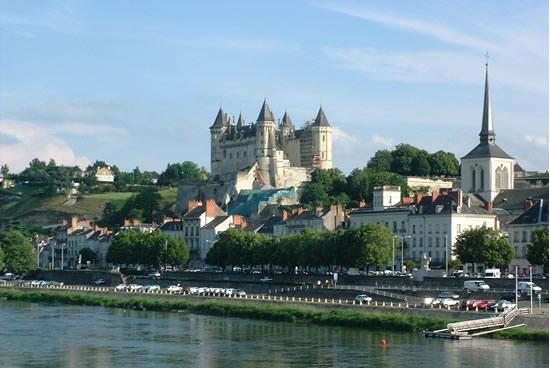 Saumur, Valle del Loira