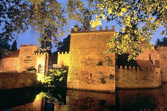 Castillo de Vault de Lugny, Loira
