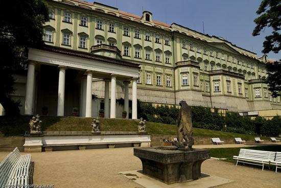 Barrio Hradcany, Praga