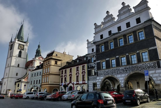 Litomerice, Republica Checa