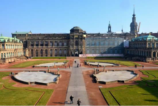 Dresde, Palacio Real