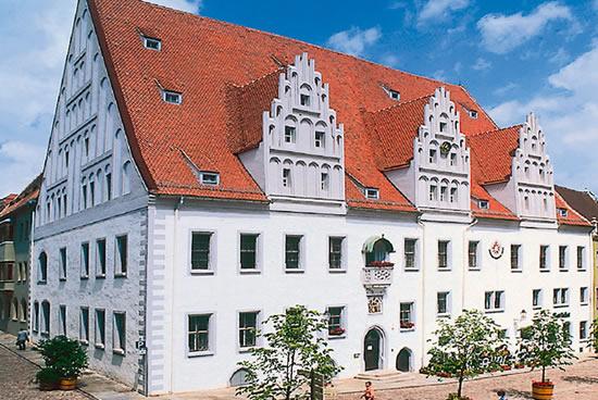 Meissen, edificio Rathaus, Alemania