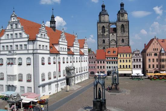 Wittenberg, Alemania