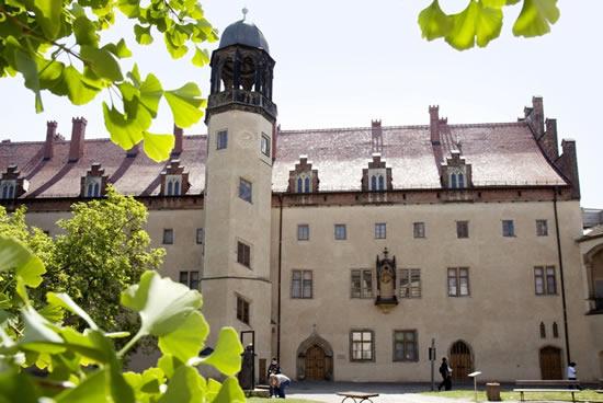 Wittenberg, Casa de Lutero