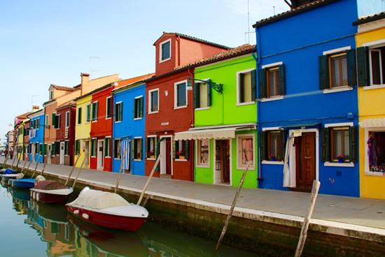 Burano, Italia