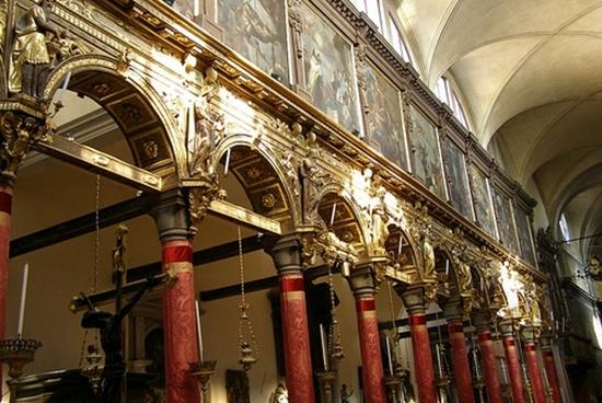 Barrio Castello, Venecia, Iglesia de Sta. Maria