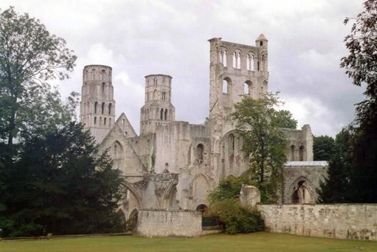 Abadia de Jumièges
