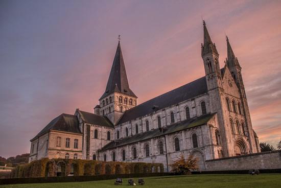 Abadia de Saint-Martin-de-Boscherville