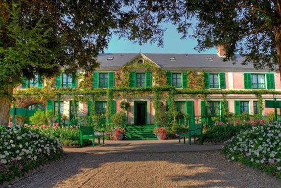 Casa de Monet, Giverny