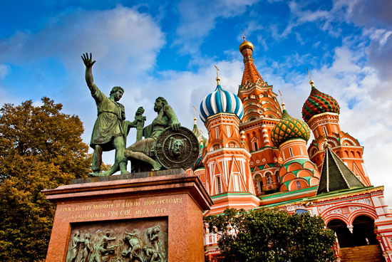 Moscú, Catedral de San Basilio