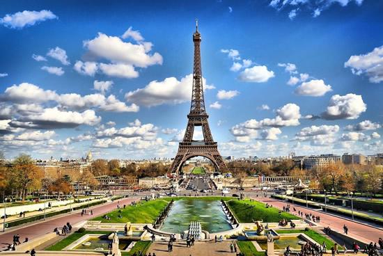 París, Torre Eiffel