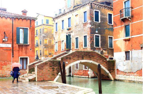 Barrio de Castello, Venecia