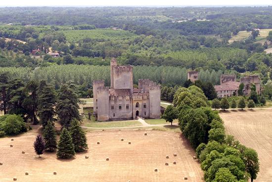 Castillo de Roquetaillade