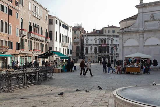 Barrio Castello, Venecia