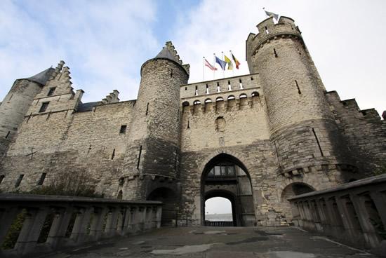 Amberes, castillo