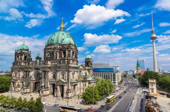 Berlín Catedral
