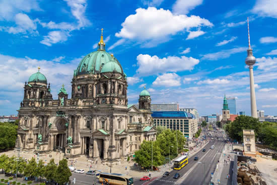 Berlin, Catedral