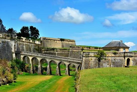 Blaye, Citadelle Francia