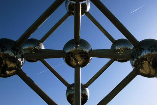 Bruselas, Atomium