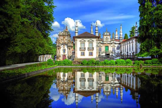 Casa de Mateus, Vila Real Portugal
