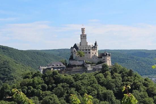 Castillo de Marksburg (Alemania)