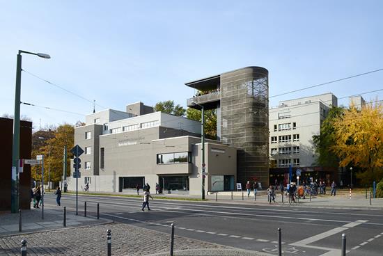 Centro de documentación Bernauerstrasse