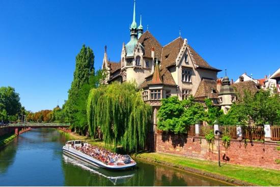 Estrasburgo, Bateu Mouch