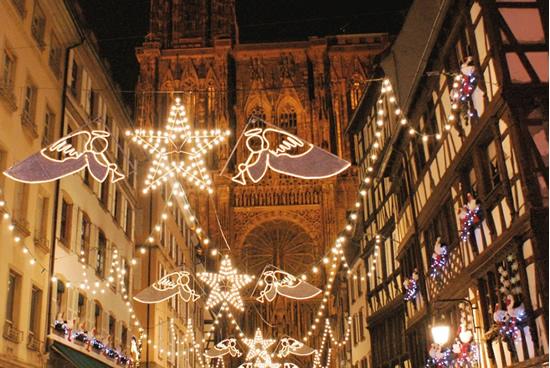 Estrasburgo, Catedral Navidad