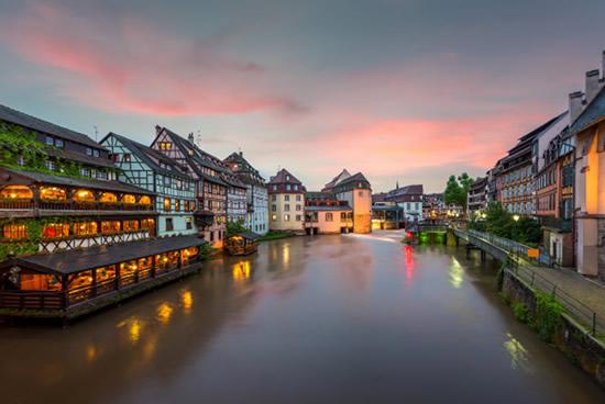 Estrasburgo, Panoramica