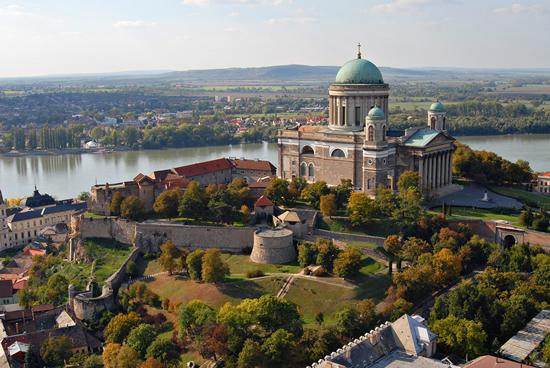 Esztergom, Catedral