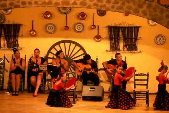 Flamenco en Cádiz