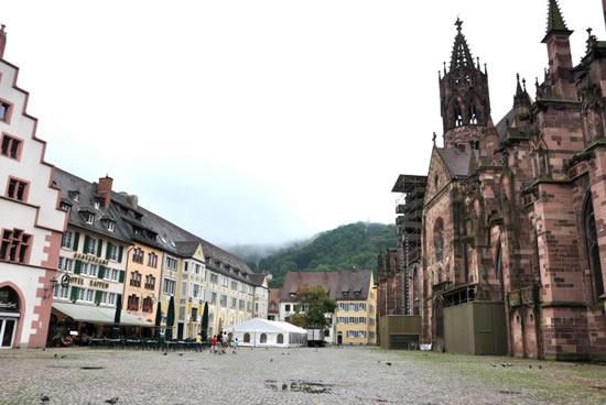 Friburgo, Catedral, Alemania