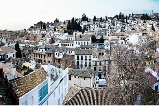 Granada, Barrio Judio