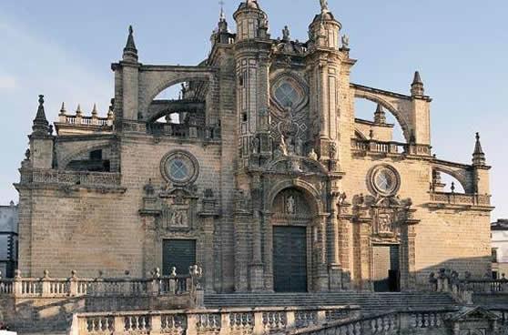 Jerez, Catedral