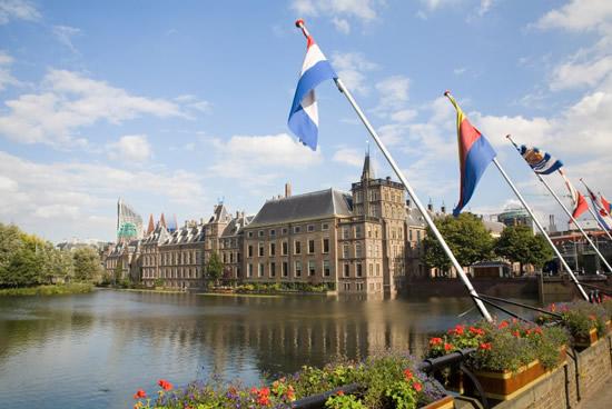 La Haya, Parlamento