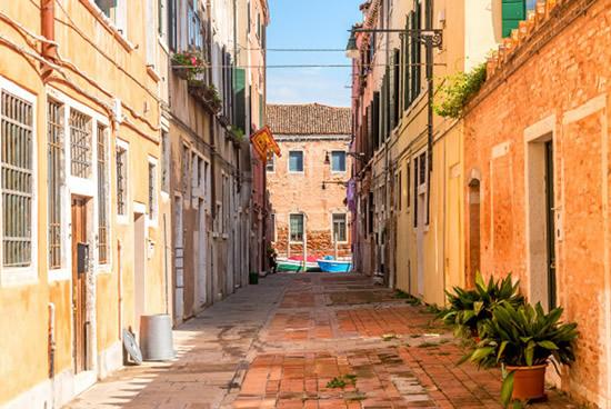Murano, Centro Italia