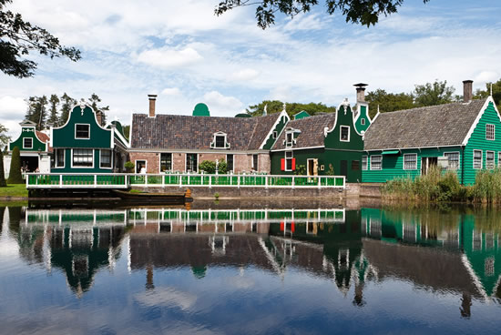 Museo al aire libre de Arnhem, Holanda