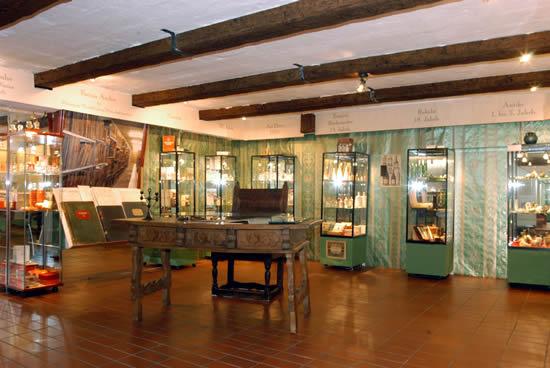 Museo del perfume, Colonia